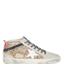 Mid Star Glitter Sneakers | INTERMIX