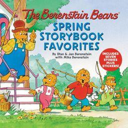 Berenstain Bears: The Berenstain Bears Spring Storybook Favorites (Other)   Walmart (US)