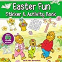 The Berenstain Bears Easter Fun Sticker and Activity Book (Berenstain Bears/Living Lights: A Faith S   Amazon (US)