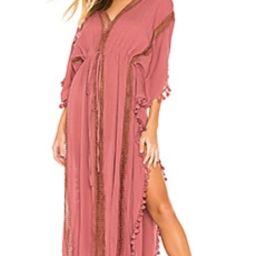 Michael Stars Farrah Caftan in Desert Rose from Revolve.com | Revolve Clothing (Global)