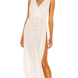 L*SPACE Kenzie Coverup in Cream from Revolve.com | Revolve Clothing (Global)