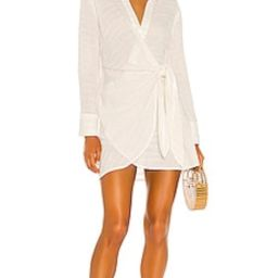 L*SPACE Daydream Tunic in Cream from Revolve.com | Revolve Clothing (Global)