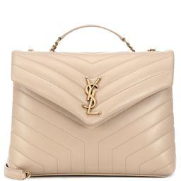 Loulou Medium leather shoulder bag | Mytheresa (US)
