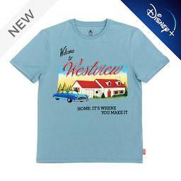 Disney Store WandaVision T-Shirt For Adults   shopDisney (UK)