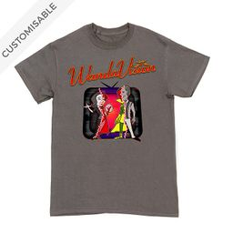 WandaVision Halloween Customisable T-Shirt For Adults   shopDisney (UK)