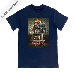 WandaVision Television Customisable T-Shirt For Adults   shopDisney (UK)