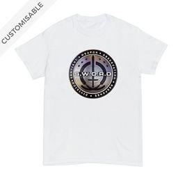 S.W.O.R.D Customisable T-Shirt For Adults, WandaVision   shopDisney (UK)
