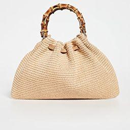 Natural Bamboo Handle Bag   Shopbop