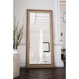Brunswick Floor Rustic Beveled Distressed Full Length Mirror   Wayfair North America