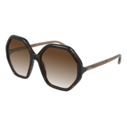 58mm Gradient Round Sunglasses | Nordstrom