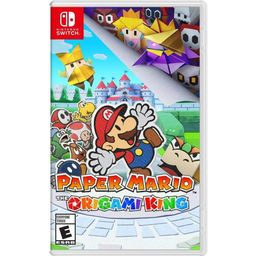 Paper Mario: The Origami King - Nintendo Switch   Target