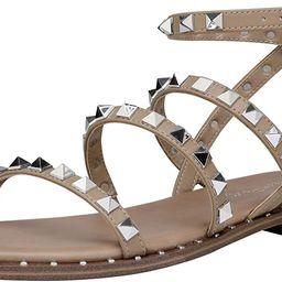 Women's Gladiator Cute Summer Flat Sandals   Amazon (US)