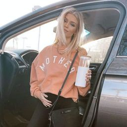 """Women's """"Mother"""" Forever Sweatshirt 