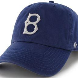 Brand Los Angeles LA Dodgers Clean Up Dad Hat Cap   Amazon (US)