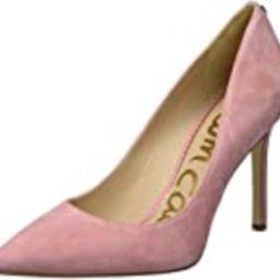 Sam Edelman Women's Hazel Pump, Pink Lemonade, 6 M US | Amazon (US)