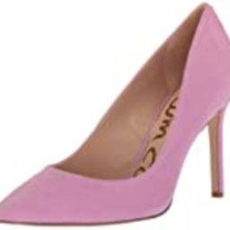 Sam Edelman Women's Hazel Pump, Fiji Pink Suede, 9.5 M US | Amazon (US)