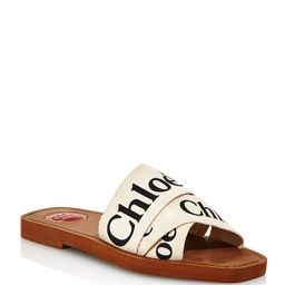 Women's Woody Logo Slide Sandals | Bloomingdale's (US)