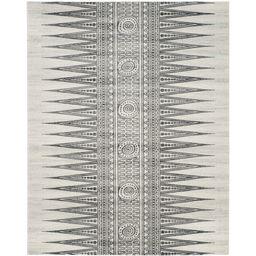 Elson Southwestern Ivory/Gray Area Rug   Wayfair North America