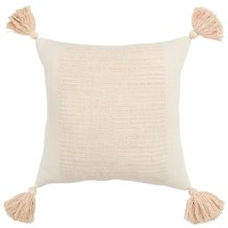 """20""""x20"""" Color Block Polyester Filled Square Throw Pillow - Donny Osmond Home   Target"""