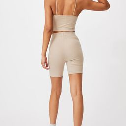The Beverly Rib Bike Shorts | Cotton On (AU)