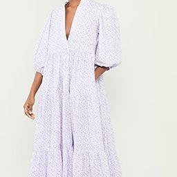 Poplin Maxi Dress | Shopbop