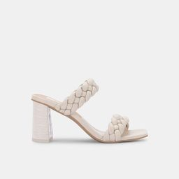 PAILY HEELS IN IVORY STELLA   DolceVita.com