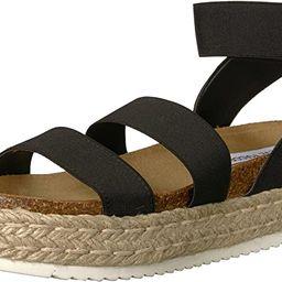 Steve Madden Women's Kimmie Espadrille Wedge Sandal   Amazon (US)