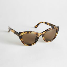 Cat Eye Sunglasses | & Other Stories