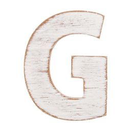 On the Surface Rustic Letter G, 1 Each | Walmart (US)