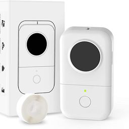 Phomemo D30 Mini Bluetooth Label Maker, 203dpi Wireless Label Manager Thermal Printer, Name Price... | Amazon (US)