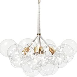 Bubble Glass Chandelier Chandeliers Lighting Suspension Light Ceiling Light Pendant Lamp Ceiling ... | Amazon (US)