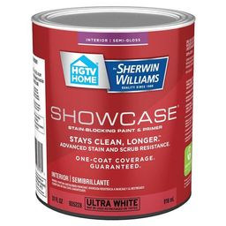 HGTV HOME by Sherwin-Williams Showcase Semi-Gloss Tintable Interior Paint (1-Quart) Lowes.com | Lowe's
