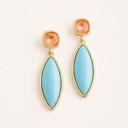 Multi-Stone Linear Earrings | Chico's