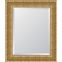 Mccleery Wide Gold Accent Wall Mounted Mirror | Wayfair North America