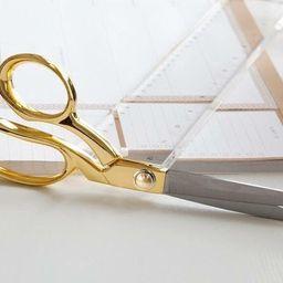 Gold Scissors   Etsy (US)