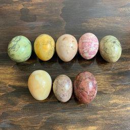 Vintage Marble Easter Egg Marble Eggs Decorative Stone Egg   Etsy (US)