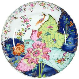 Tobacco Leaf Dinner Plate by Mottahedeh   Replacements