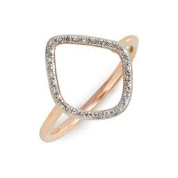 Riva Diamond Hoop Ring   Nordstrom