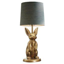 The Emily & Meritt Bunny Table Lamp   Pottery Barn Teen