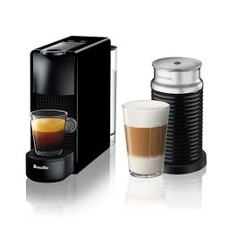 Nespresso® by Breville® Essenza Mini Espresso Maker with Aeroccino Frother   Bed Bath & Beyond   Bed Bath & Beyond