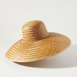 Angelina Straw Sun Hat | Anthropologie (US)