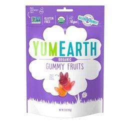 Yum Earth Easter Bunny Gummy Fruits - 5oz   Target