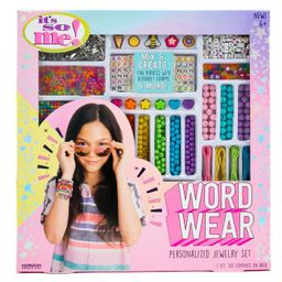Word Wear Personalized Jewelry Making Set - It's So Me   Target