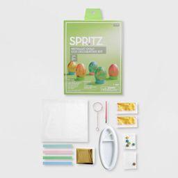 Metallic Gold Easter Egg Decorating Kit - Spritz™   Target