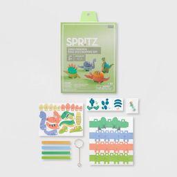 Dino Friends Easter Egg Decorating Kit - Spritz™   Target