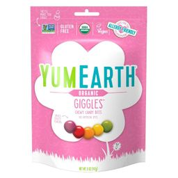 Yum Earth Easter Giggles Chewy Candy Bites - 5oz   Target