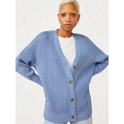 Free Assembly Women's V-Neck Cardigan Sweater   Walmart (US)