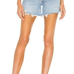 AGOLDE Parker Long Short in Swapmeet from Revolve.com   Revolve Clothing (Global)