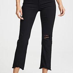724 Straight Crop Jeans   Shopbop