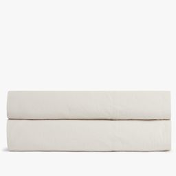 Percale Fitted Sheet | Parachute